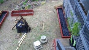 square foot gardening 2 The build 300x169