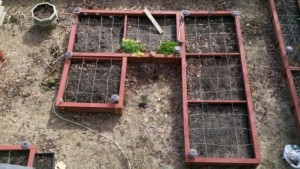 square foot gardening 9 Needs cleaning 300x169