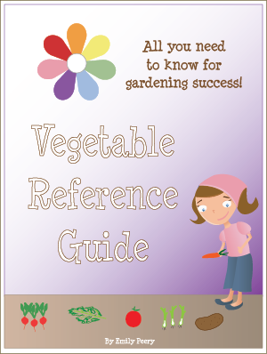 square foot gardening VegetableReferenceGuide