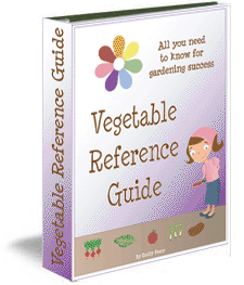 square foot gardening Vegetable Reference Guide Binder1
